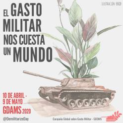 gdams-el-gasto-militar-nos-cuesta-un-mundo